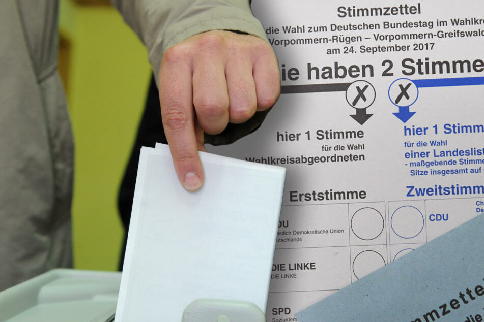 Die repräsentative Wahlstatistik stützt sich auf eine Stichprobe von 2,2 Millionen Wahlberechtigten. (Bildmontage)