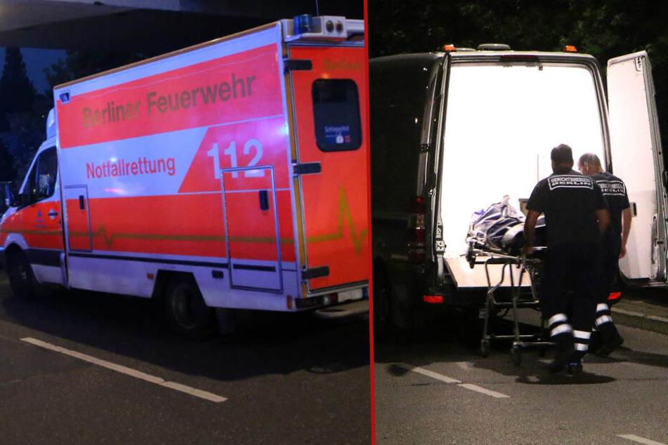 Beziehungstat? Berliner Polizei findet Leiche in Charlottenburg