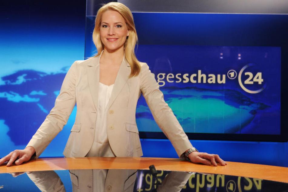 Judith Rakers ist bekannt aus dem Fernsehen als Tagesschau-Sprecherin.