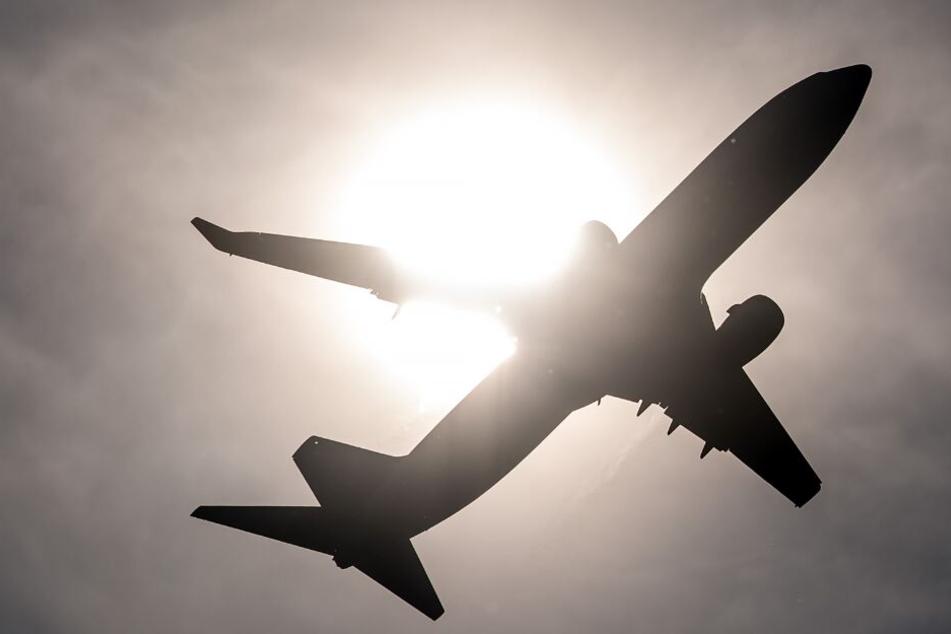 Mit dem Flugzeug wurden die Männer und Frauen ins Land geschmuggelt. (Symbolbild)