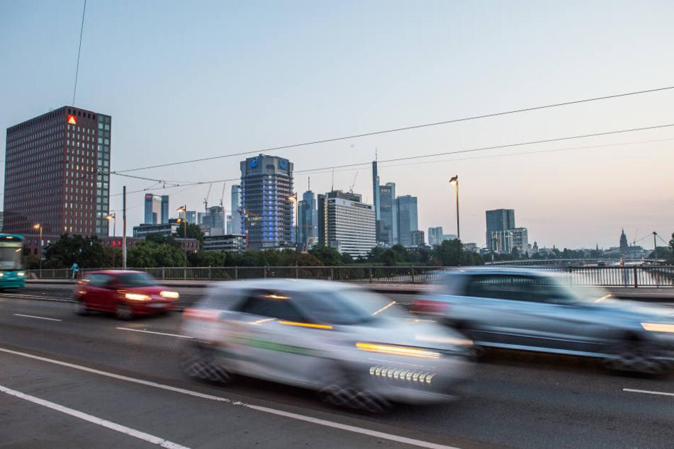 Ein Dieselfahrverbot hätte höchstwahrscheinlich auch schwerwiegende Auswirkungen auf den Frankfurter Berufsverkehr.