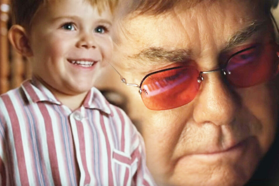 Deshalb rührt dieses Video von Elton John gerade das Netz zu Tränen