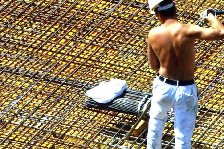 Was konnten die Bauarbeiter in Darmstadt dafür?