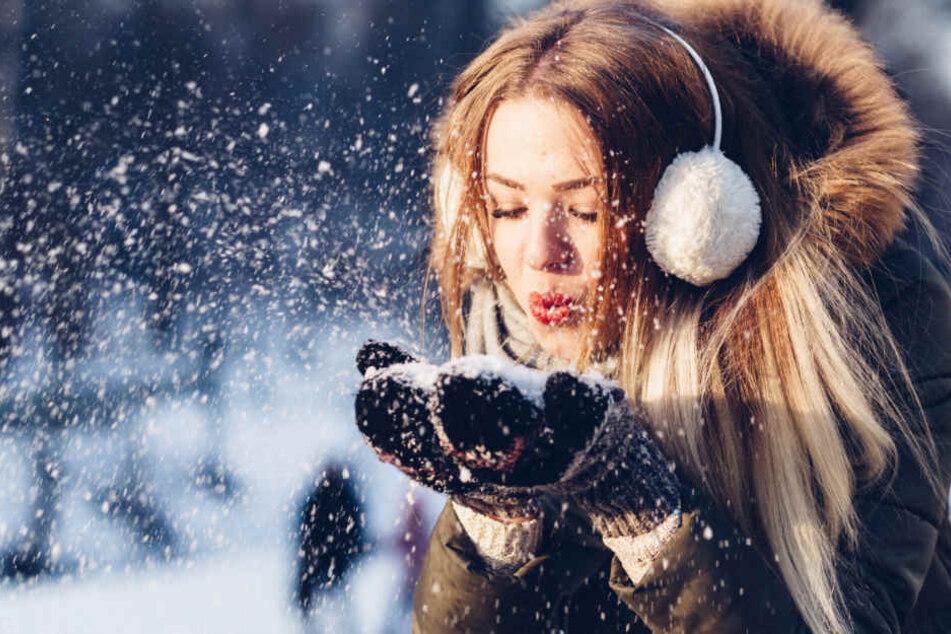 Der erste Schnee dieses Winters soll im Norden in der Nacht zu Freitag fallen. Sonntag gibt es dann mehr.