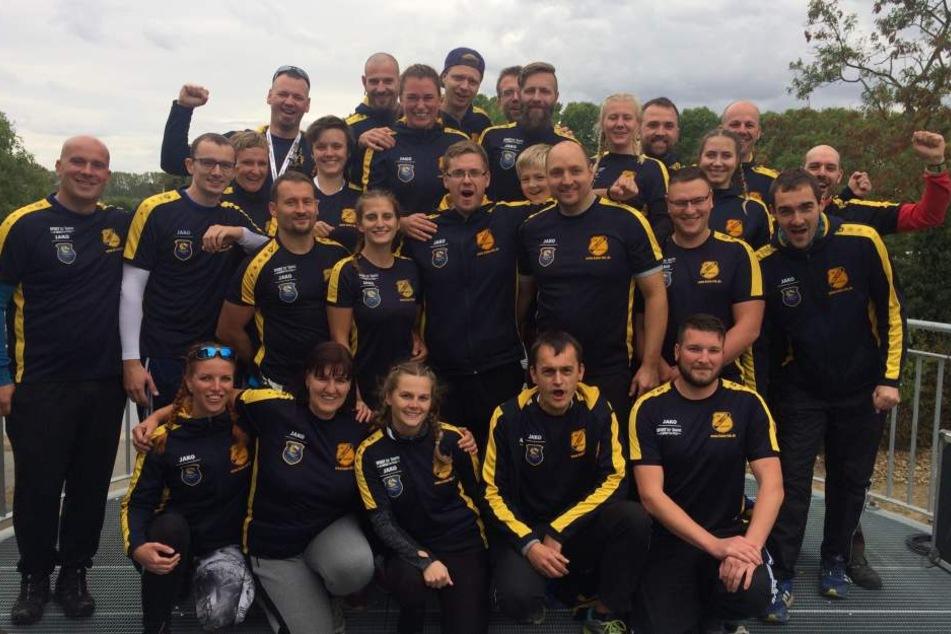 Leipziger Drachenboot-Team wird Deutscher Meister!