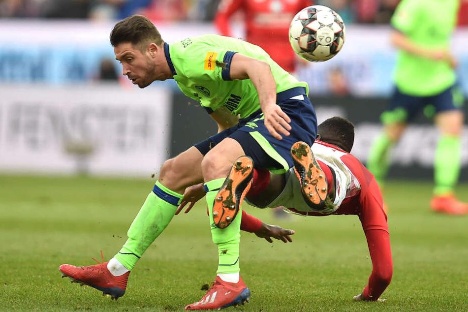 Der Ex-Kölner Mark Uth (27) spielt seit dieser Saison für den FC Schalke 04.