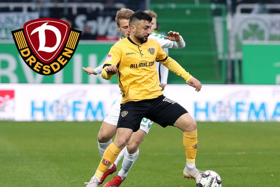 Neuer Club nach vier Jahren Dynamo: Hierhin zieht es Aias Aosman