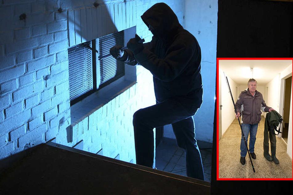 Anwohner in Angst: Immer mehr Kellereinbrüche in Plauen