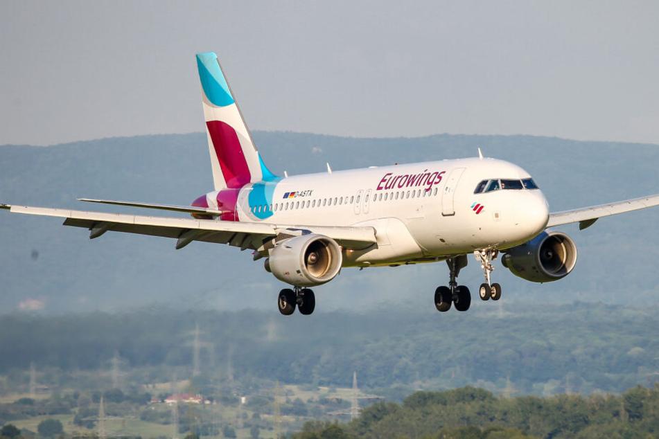 Eurowings: Eurowings-Flieger muss kurz nach Start wieder landen