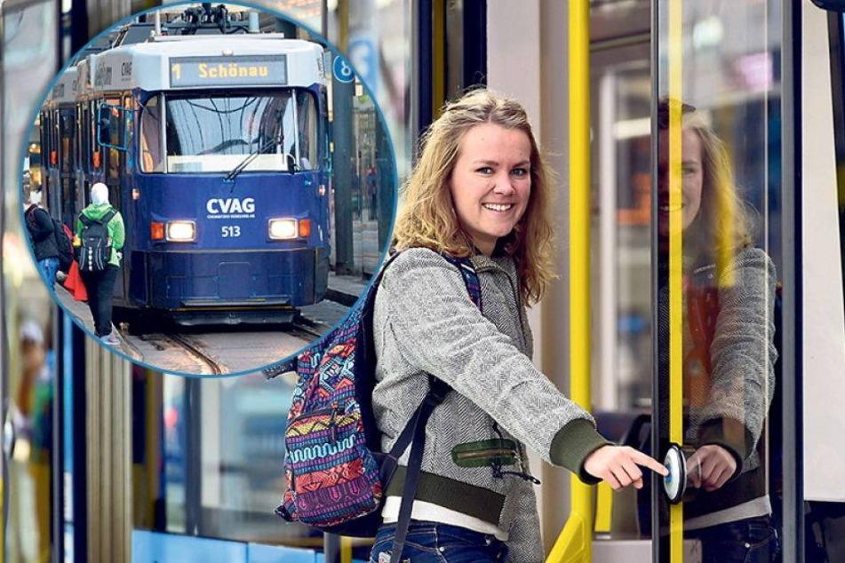 Immer mehr Nachtschwärmer fahren mit CVAG-Bussen