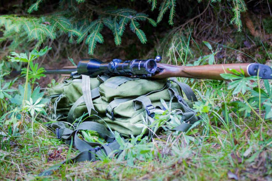 Das Herz! Ein Jäger kam bei der Treibjagd in Grüngräbchen ums Leben (Symbolbild).