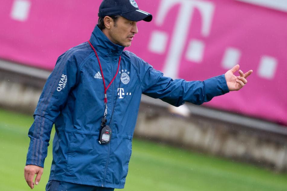 Laut Trainer Niko Kovac ist bis zum Ende der Transferfrist noch alles möglich. (Archivbild)