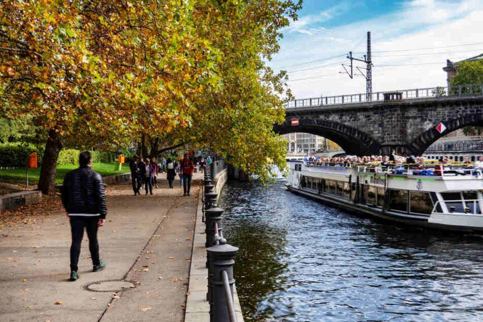 Kältere Herbsttage: In den kommenden Tagen ist in der Hauptstadt mit sinkenden Temperaturen und viel Sonne zu rechnen.