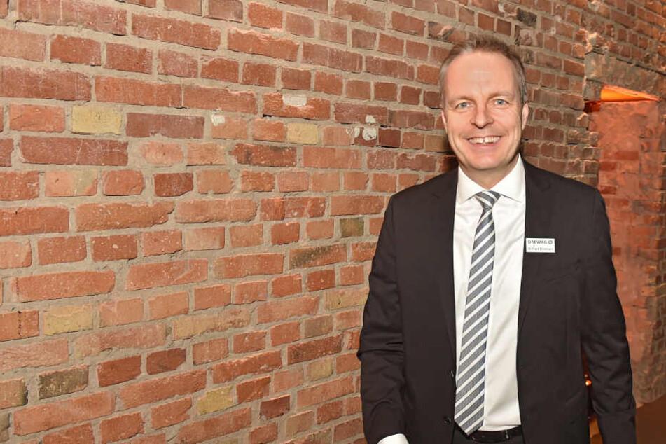 DREWAG-Chef warnt vor Kahlschlag im Energiesektor