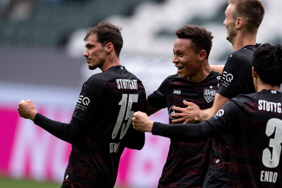 Spielt die junge Truppe des VfB Stuttgart kommende Saison europäisch? Es ist ihr jedenfalls zuzutrauen.