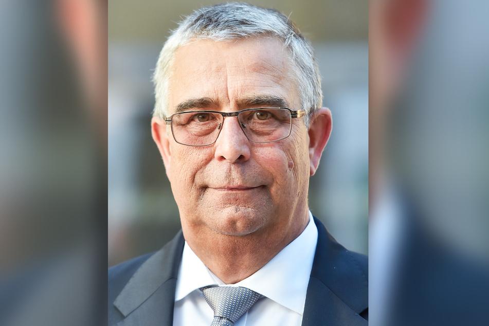 Klaus Bertram, Hauptgeschäftsführer des Sächsischen Baugewerbeverbandes.