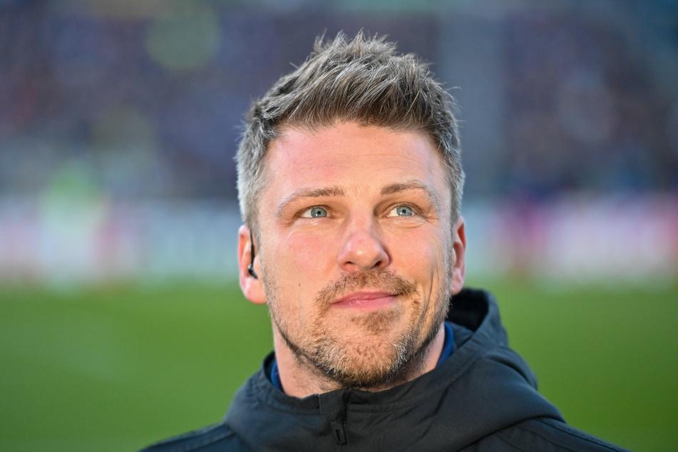 Lukas Kwasniok (39) wechselt zur neuen Saison auf die Trainerbank des SC Paderborn.