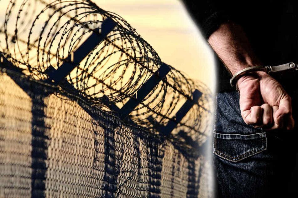 Er war zwei Wochen auf der Flucht! Vergewaltiger wieder hinter Gittern