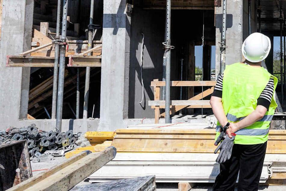 Neubauwohnungen sind sicher schick, wenn sie einmal fertig sind. Aber sind sie auch zu bezahlen (Symbolbild)?