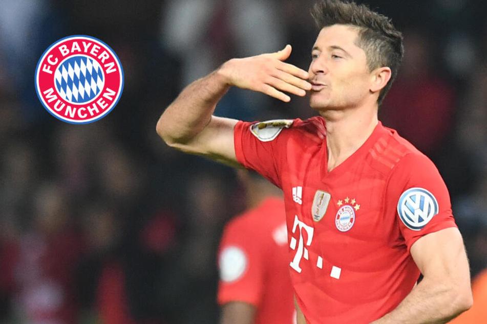 Bayern-Transfers im Sommer: Das fordert Robert Lewandowski von seinem Verein