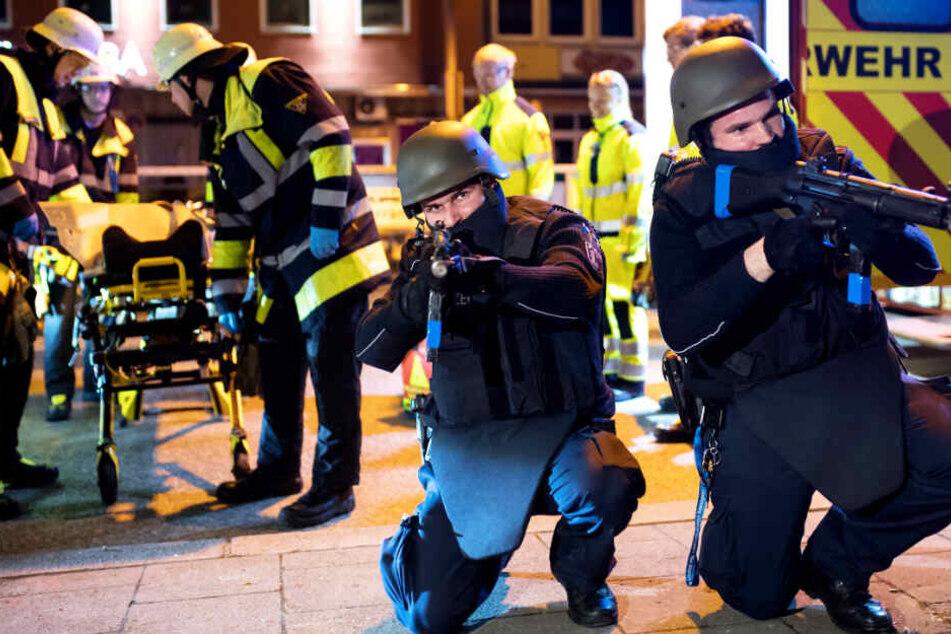 Großaufgebot von Feuerwehr, Rettungsdienst und Polizei in München? Das ist der Grund