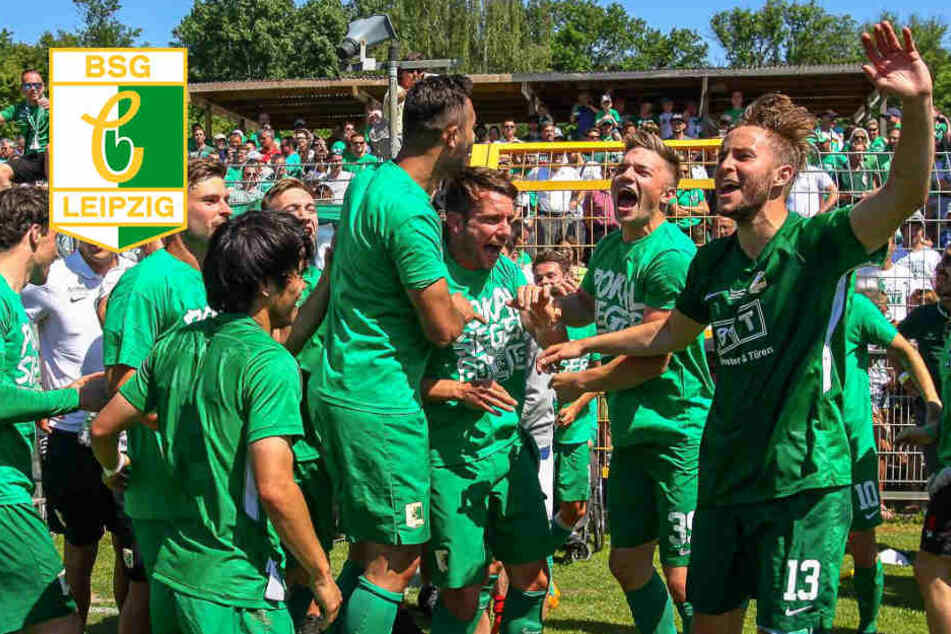 DFB-Pokal: Chemie Leipzig muss gegen Regensburg ran