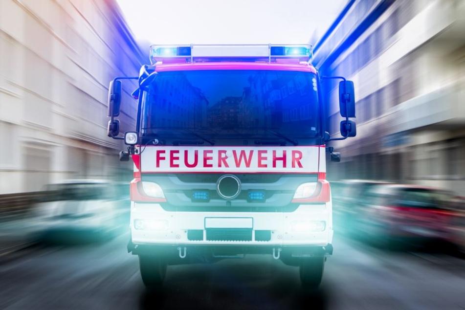Doppelhaushälfte brennt: Polizei ermittelt