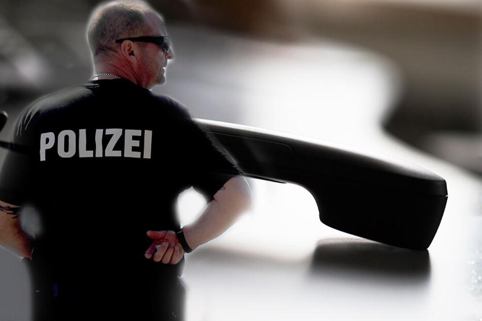 Die Polizei erwischte den Trickbetrüger auf frischer Tat und schnappte ihn wenig später auf der Uhdestraße in Dresden.