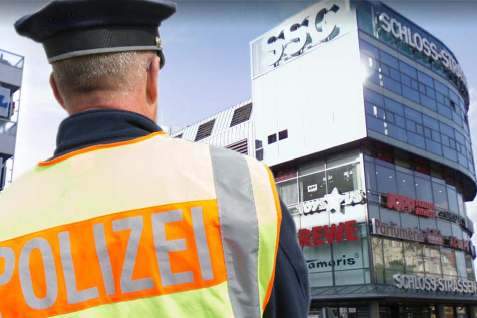 Verdächtiges konnten die Beamten nicht finden, so dass die Zentren wieder öffnen konnten. (Bildmontage)