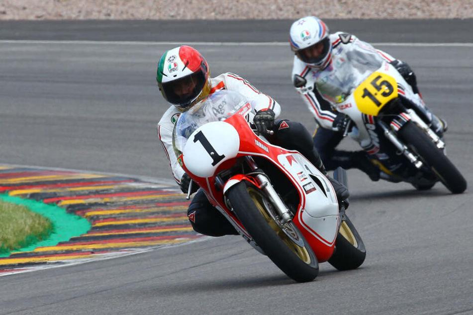 Die Motorrad WM bleibt bis 2021 auf dem Sachsenring in Hohenstein-Ernstthal.