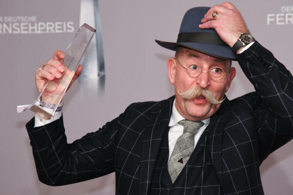 """""""Jaaaaaaaaaa......"""": Horst Lichter freut sich über den Deutschen Fernsehpreis!"""