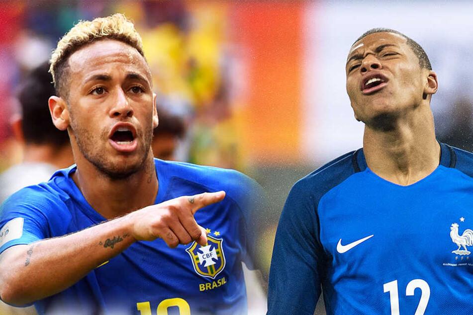 Ärger bei PSG: Schlägerei zwischen Neymar und Mbappé?