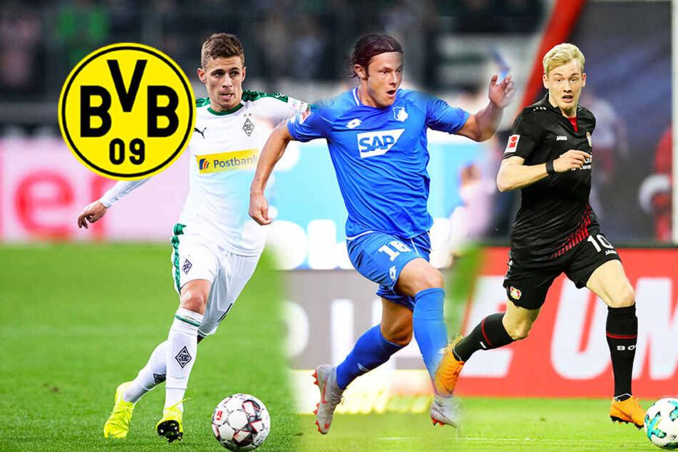 Kaufrausch! BVB klaut der Konkurrenz die Stars: Was die Transferoffensive bedeutet