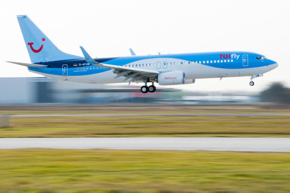 Nach acht Jahren starten nun wieder Flieger der Fluggesellschaft Tuifly vom Flughafen Paderborn aus.