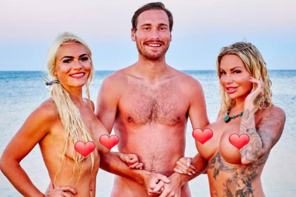"""Fieser Zickenzoff bei """"Adam sucht Eva""""? So heftig ätzt Gina-Lisa gegen Konkurrentin"""