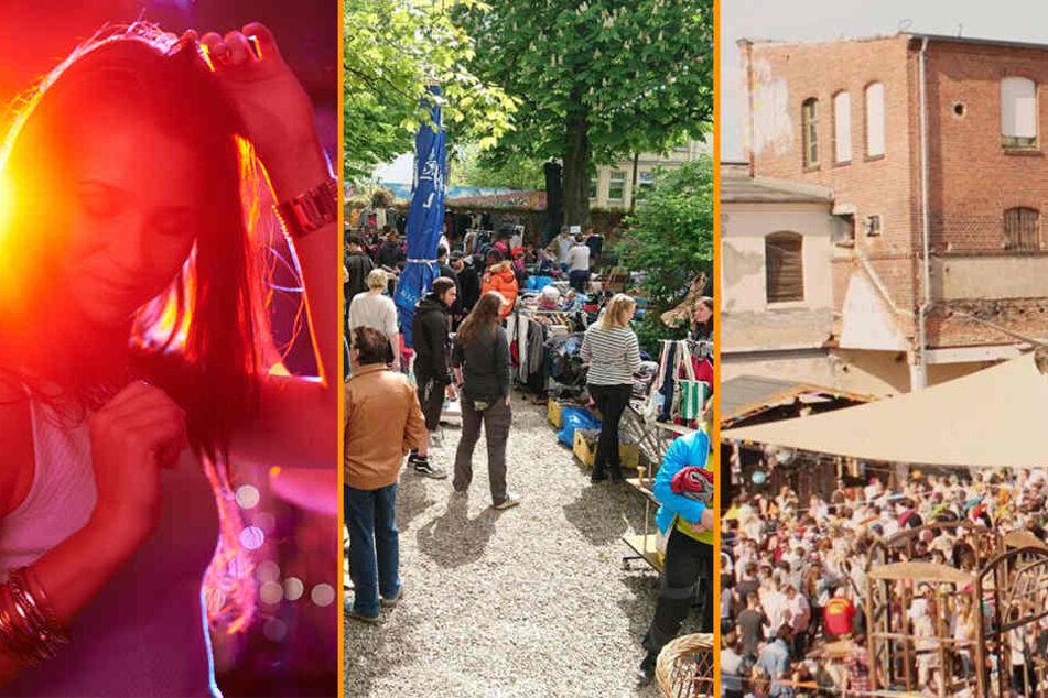 Heute schon was vor? Hier gibt's die besten Tipps für Euren Samstag in Leipzig!
