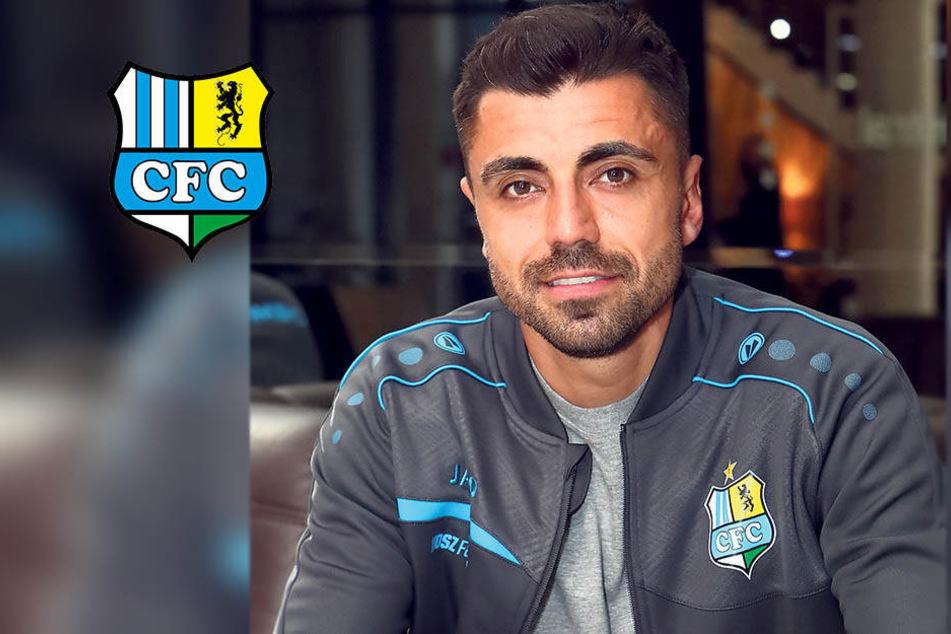 CFC: Bulgare Sarmov soll Grote-Abgang kompensieren!