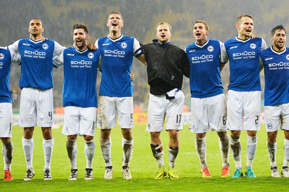 Arminia Bielefeld erwartet am 19. Spieltag (03. Februar) 1860 München zum ersten Heimspiel.