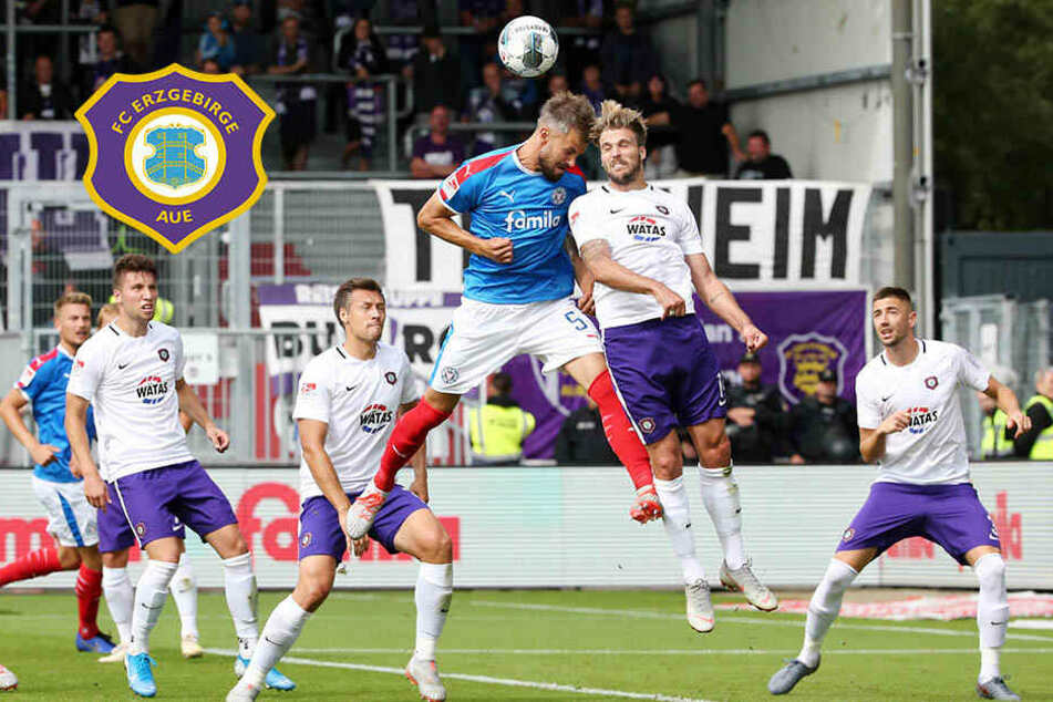 Aue 1:1 in Kiel: Elferdrama kostet den FCE den Sieg