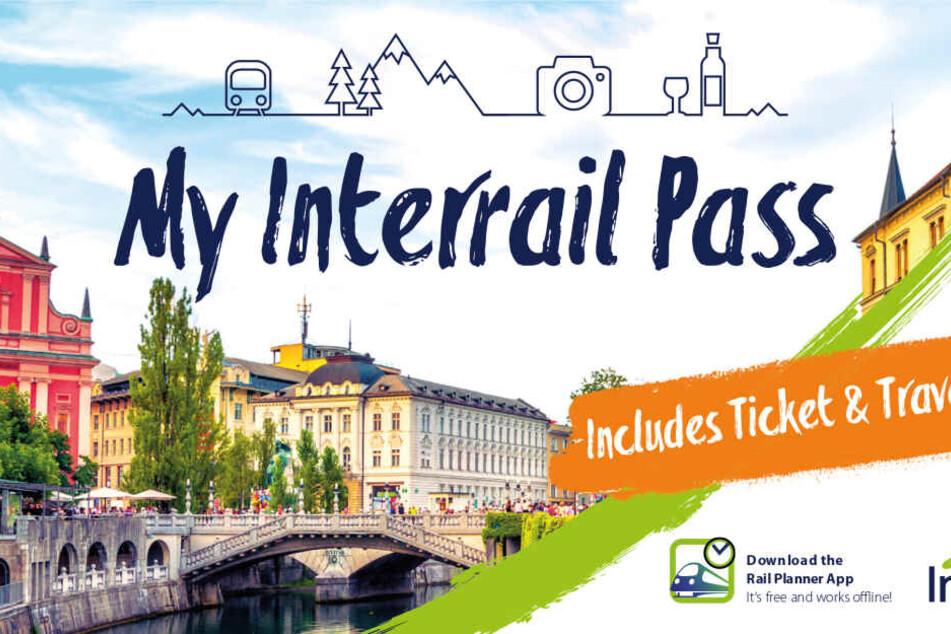 Monheim verschenkt ab sofort Interrail-Tickets an junge Leute, die regulär 379 Euro kosten.