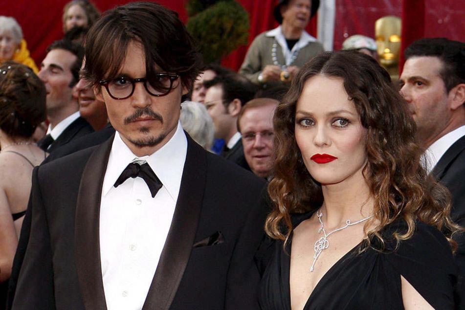 Johnny Depp und Vanessa Paradis: Ist ihr Sohn schwer krank?