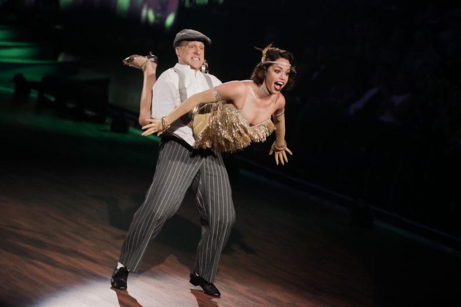 Oliver Pocher und Christina Luft bei einer der vergangenen Shows.