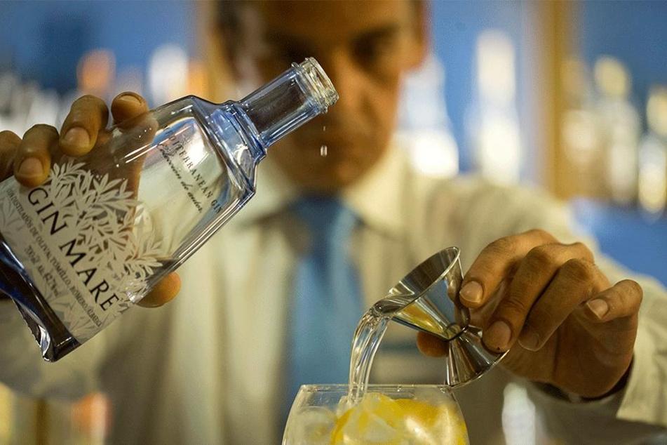 Die Produkte von über 80 Gin-Manufakturen könne beim 1. Dresdner Gin-Festival verkostet werden.