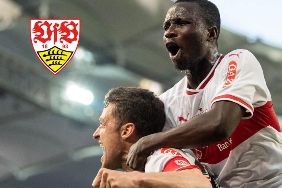 Transfer perfekt: Chadrac Akolo verlässt den VfB Stuttgart