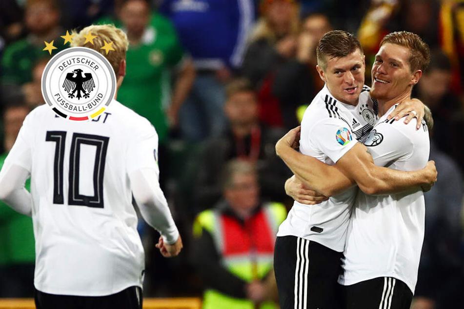 Deutschland Gegen Irland So Lief Das Spiel Der Dfb Elf