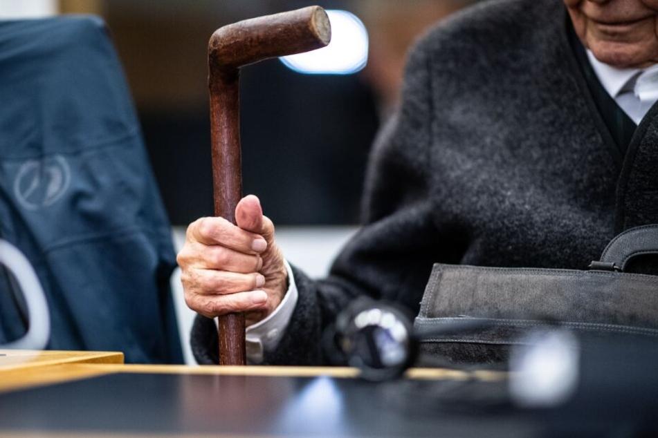 Wegen Krankheit: Verfahren gegen ehemaligen SS-Wachmann eingestellt