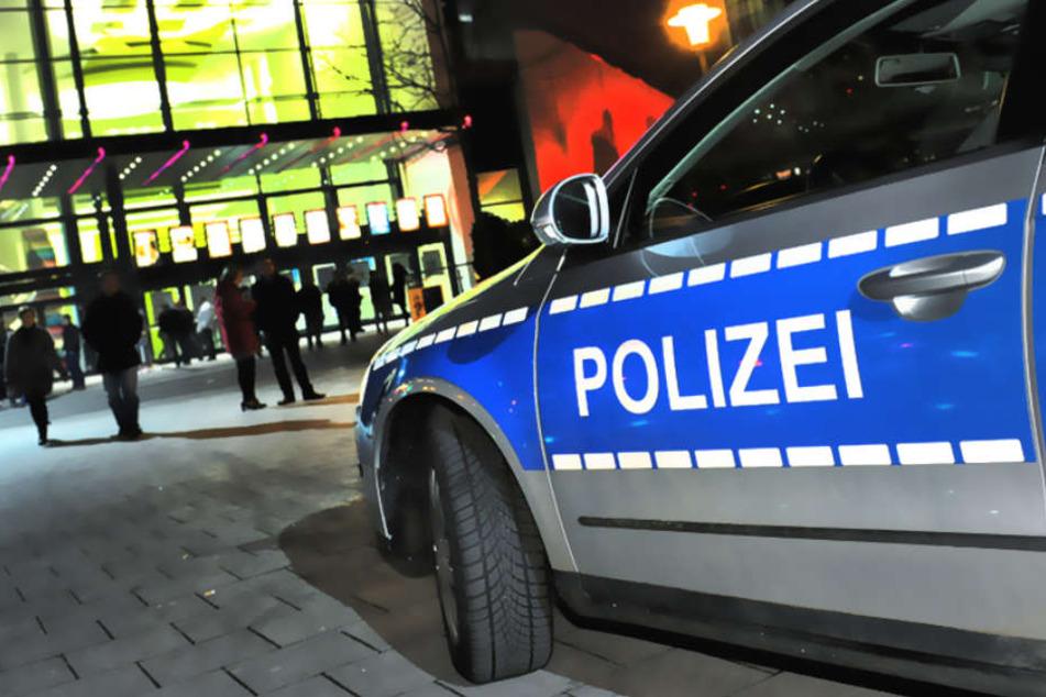 Obwohl die Polizei am Boulevard ständig präsent ist, kommt es oft zu Schlägereien.