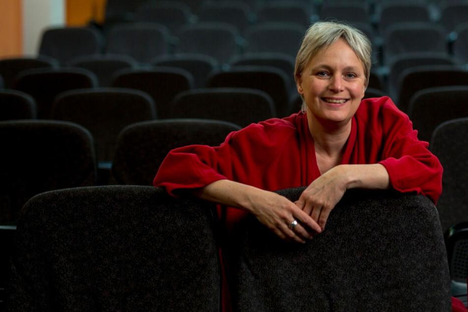 Die Kabarettistin Ellen Schaller (54) lebt eigentlich in Dresden, doch ihr Herz schlägt für Chemnitz.