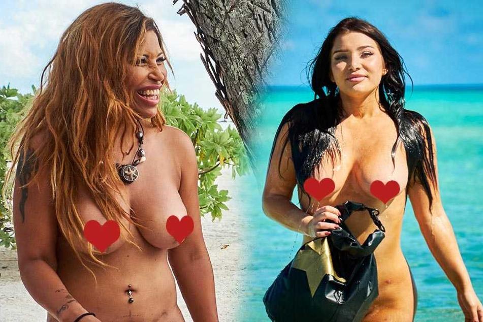 """Promis ziehen blank: Die ersten Bilder von """"Adam sucht Eva"""""""