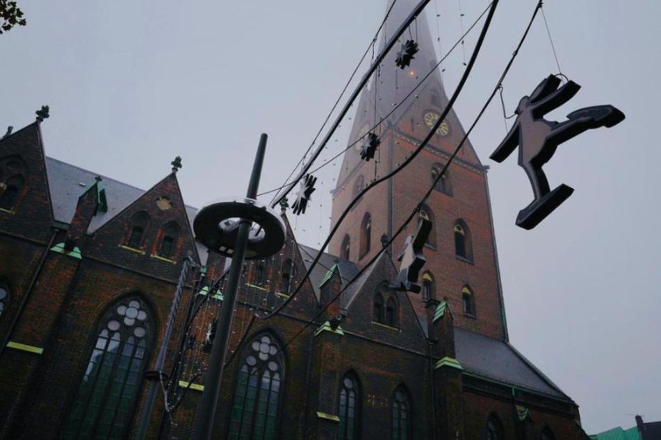 Neue Beleuchtung sorgt in City für Weihnachtsstimmung!